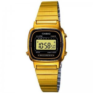 Casio Uhren Collection Retrouhr LA670WEGA1EF