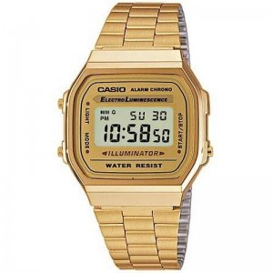 Casio Uhren Collection Retrouhr a168wg-9ef