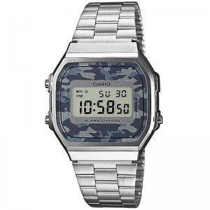 Casio Uhren Collection Unisex a168wec-1ef