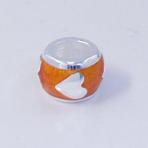 Emaillebead BB576orange
