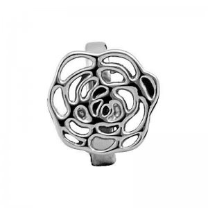 Endless Silber Element Big Rose 21306