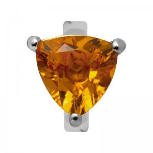 Endless Silber Element Citrine 21357