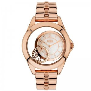 Storm Uhren Damenuhr Crystaco Rose Gold
