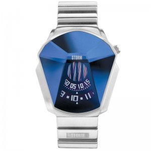 Storm Uhren Herrenuhr Darth Lazer Blue