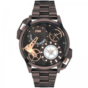 Storm Uhren Herrenuhr Dualon Brown