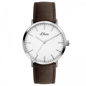 s.Oliver Uhren Herrenuhr so-3102-lq