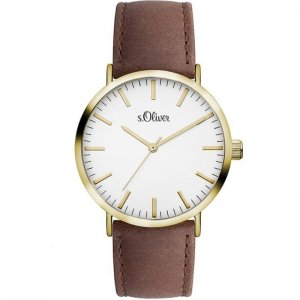 s.Oliver Uhren Herrenuhr so-3103-lq