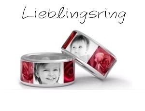 Lieblingsring - Wir fertigen individuelle Fotoringe nach Ihren Vorlagen