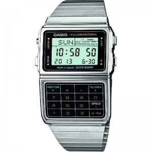 Casio Uhren Collection Retrouhr DBC611E1EF