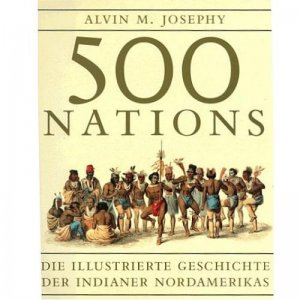 Indianer Buch 500 Nations