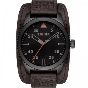 s.Oliver Uhren Herrenuhr so-2880-lq