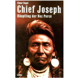Indianer Buch Chief Joseph Nez Perce